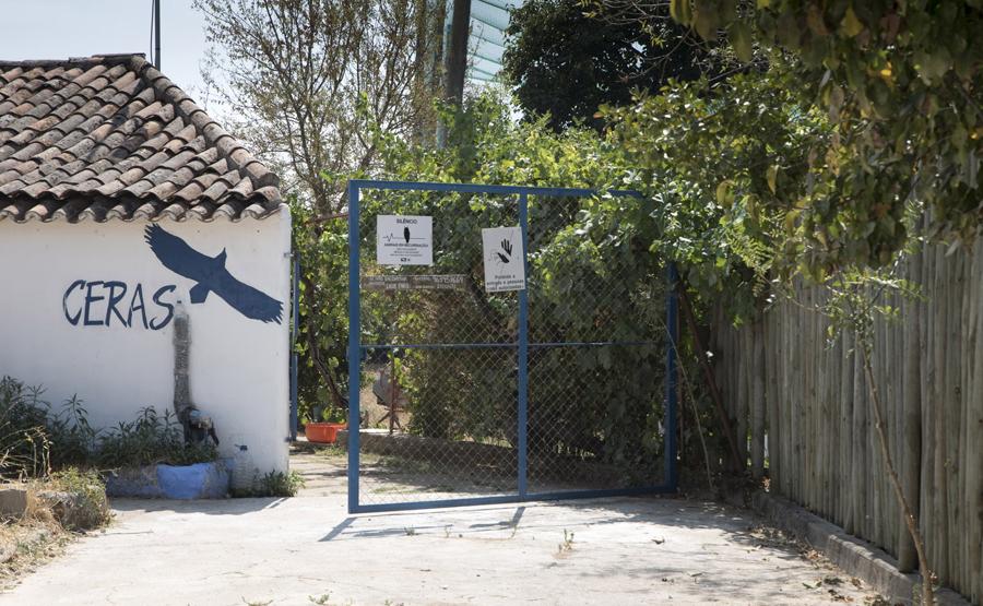Instalações do CERAS junto à Escola Superior Agrária de Castelo Branco