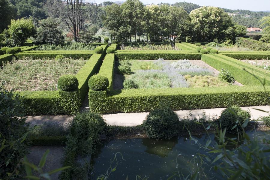 Jardim da Casa da Ínsua