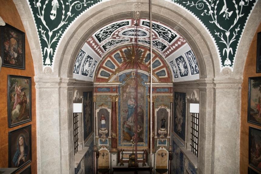 Capela da Casa da Ínsua