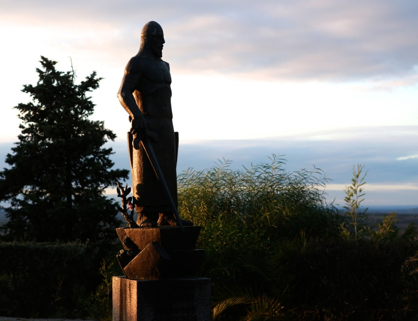Estátua de D. Afonso Henriques