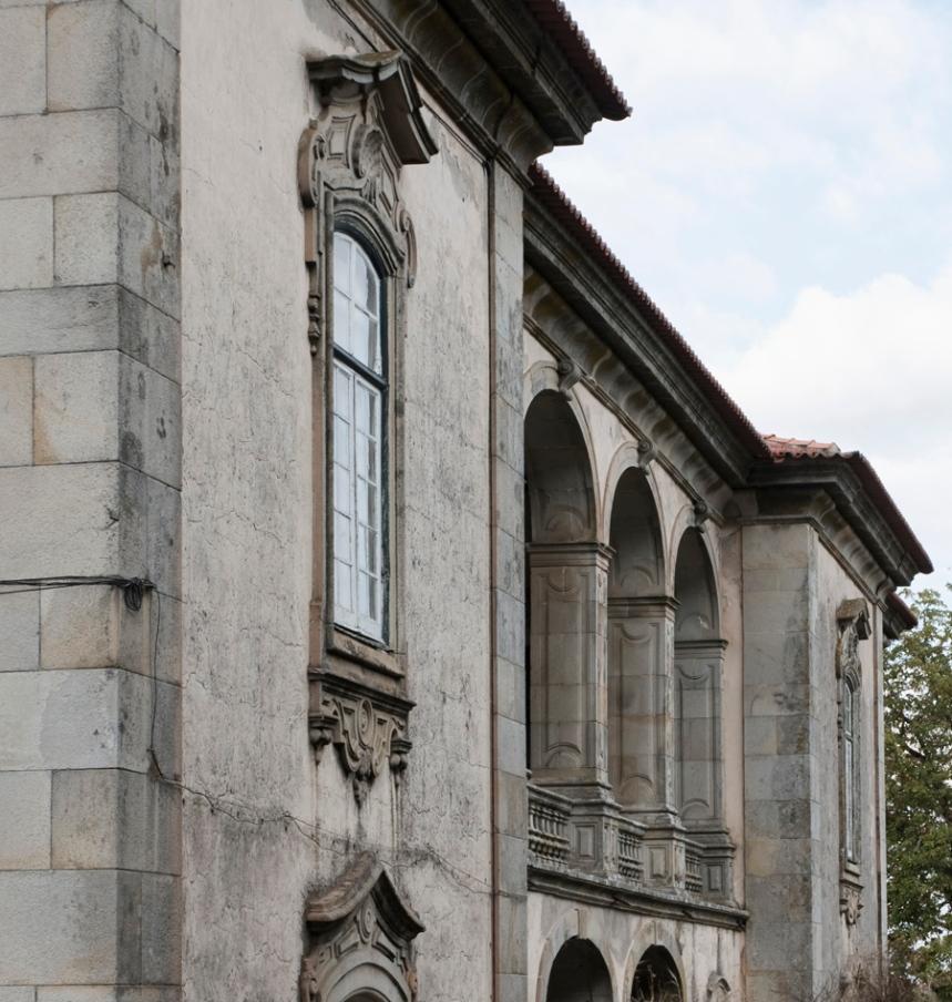 Varanda do Palácio