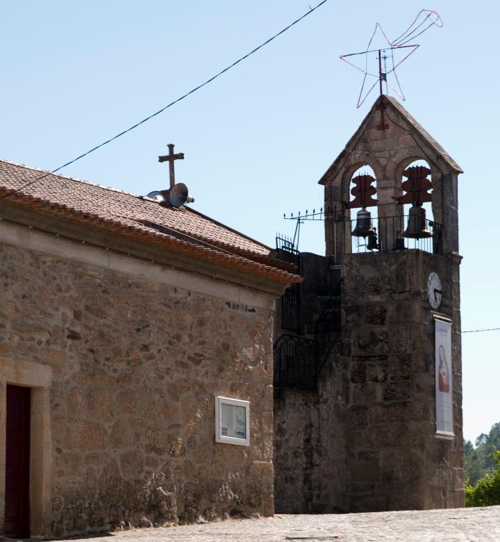 Igreja no Salgueiro