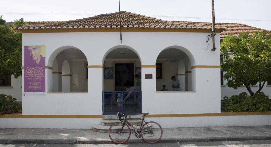 Azinhaga - Fundação J. Saramago