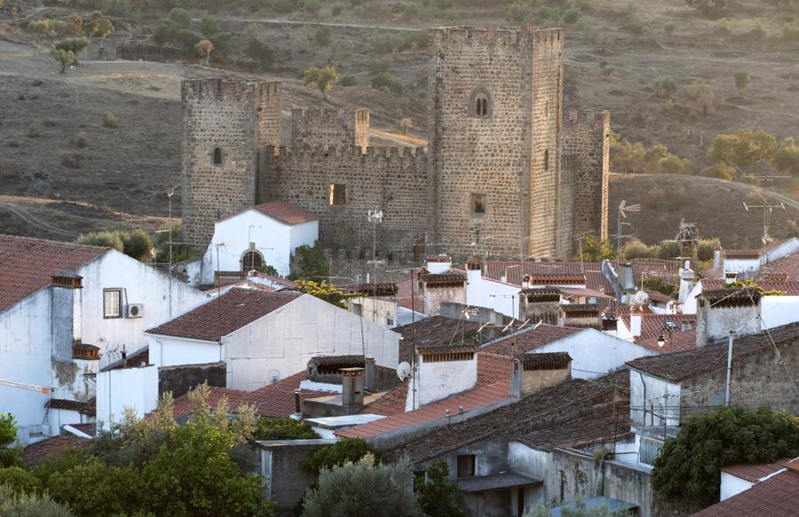 Castelo da Amieira do Tejo