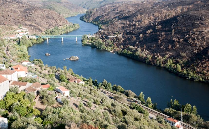 Ponte entre Belver e Gavião