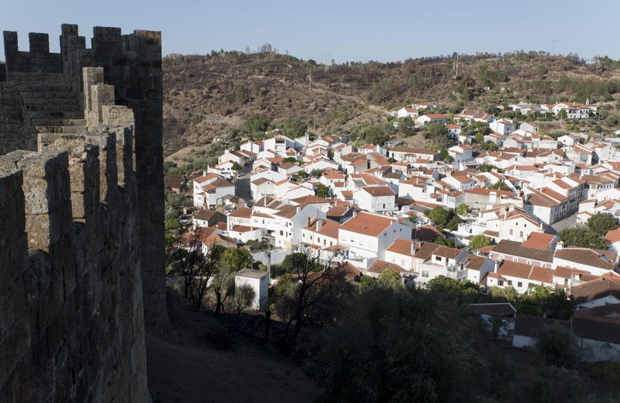 O belo ver do castelo