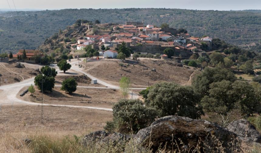 Vista de Castelo Mendo