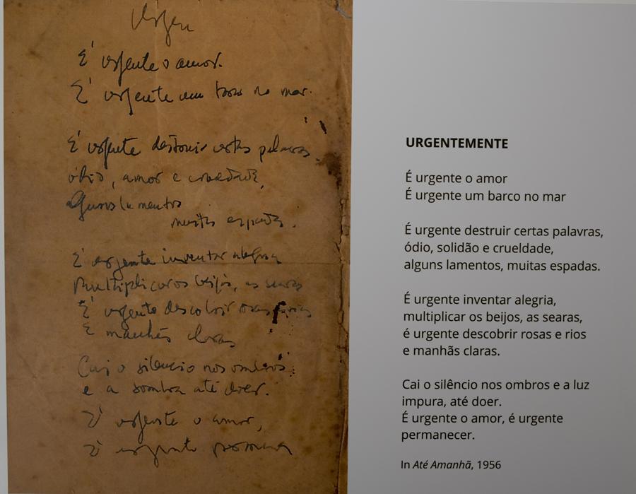 Poema de Eugénio de Andrade