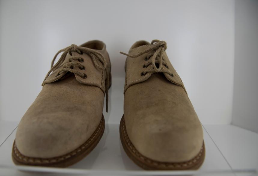 Sapatos de Eugénio de Andrade