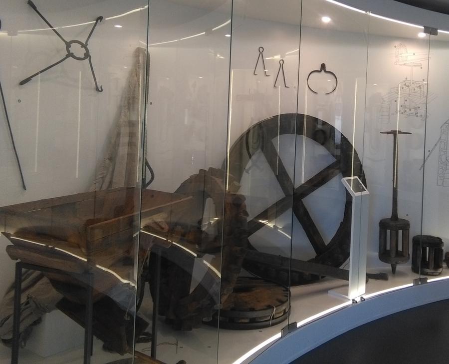 Interior do Museu do Moinho ©Museu do Moinho