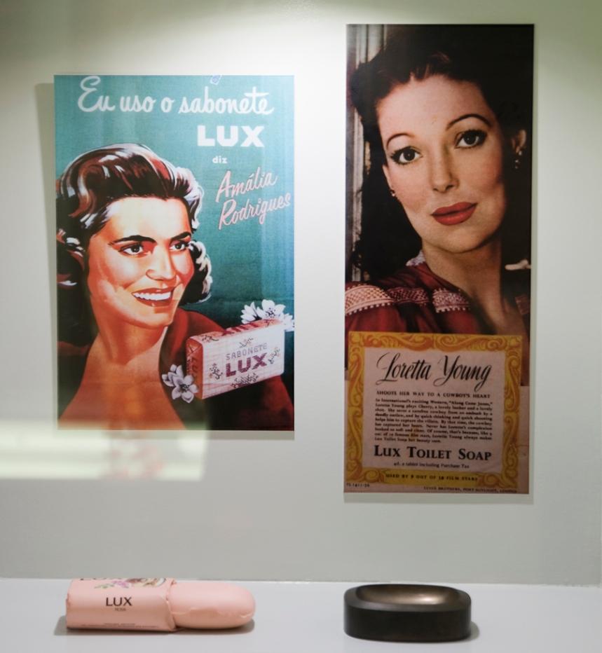 Publicidade aos sabonetes