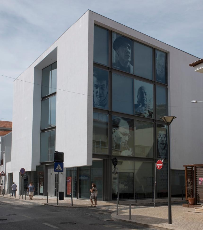 Museu visto do exterior