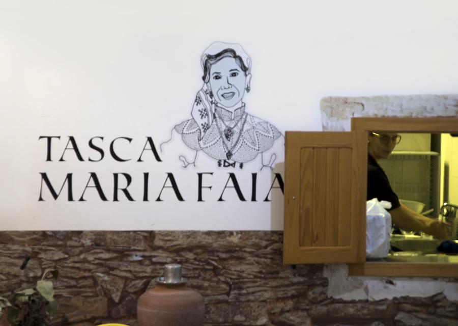 Tasca Maria Faia