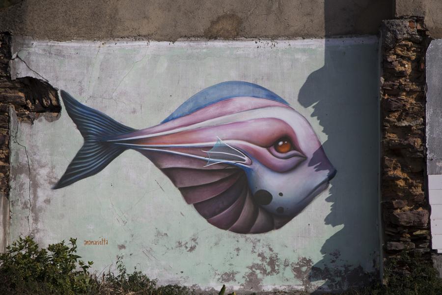 "Ana Maria ""Peixe"" ©Câmara Municipal Estarreja"