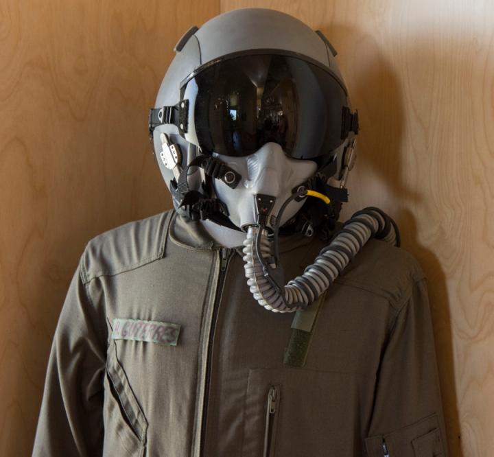 Equipamento da Força Aérea © Câmara M. Fundão