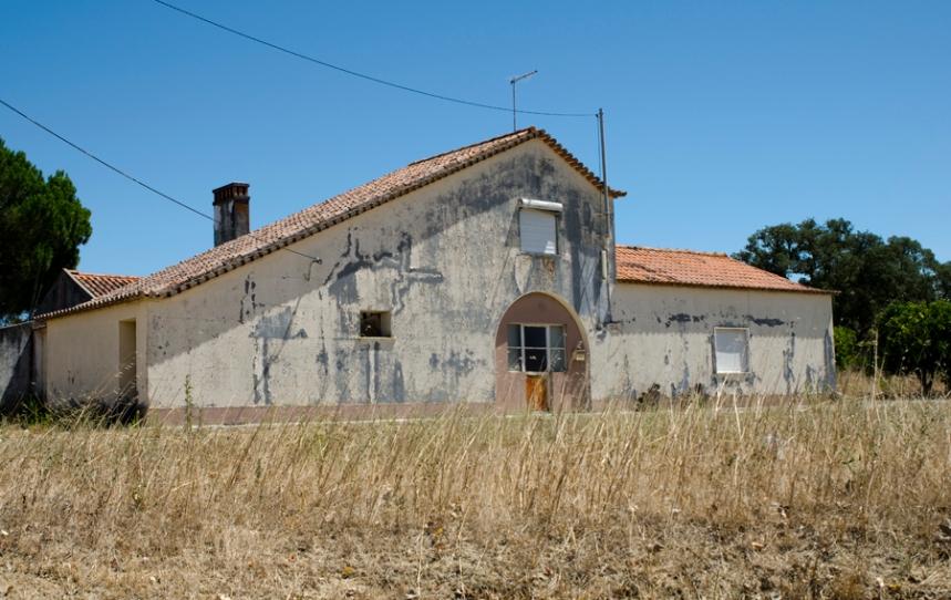 Casa na Colónia Agrícola