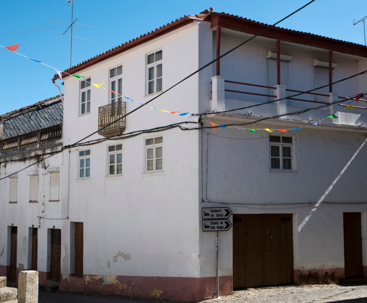 Casa da família de António Guterres