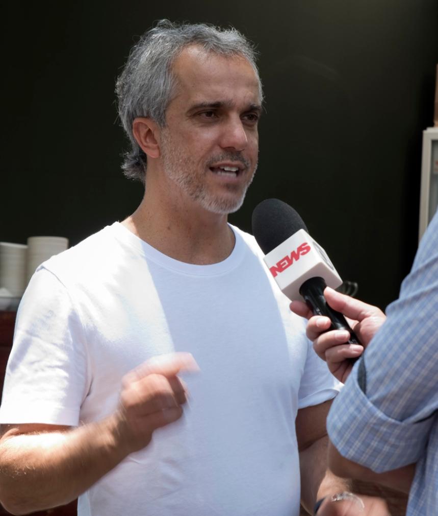 Rodrigo Ferraz líder do Fartura Comidas do Brasil