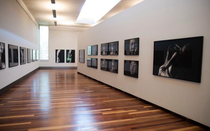 Exposição de Cláudia Andujar