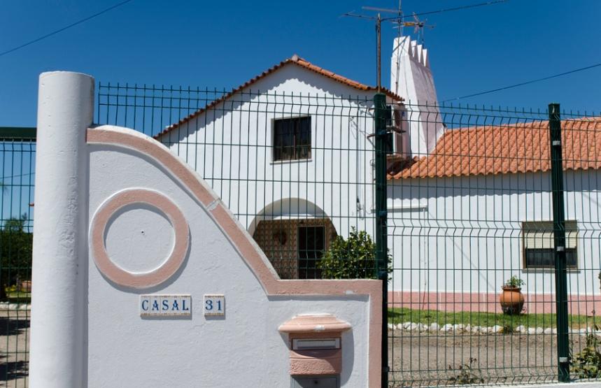Casa na Colónia Agrícola de Santo Isidro de Pegões