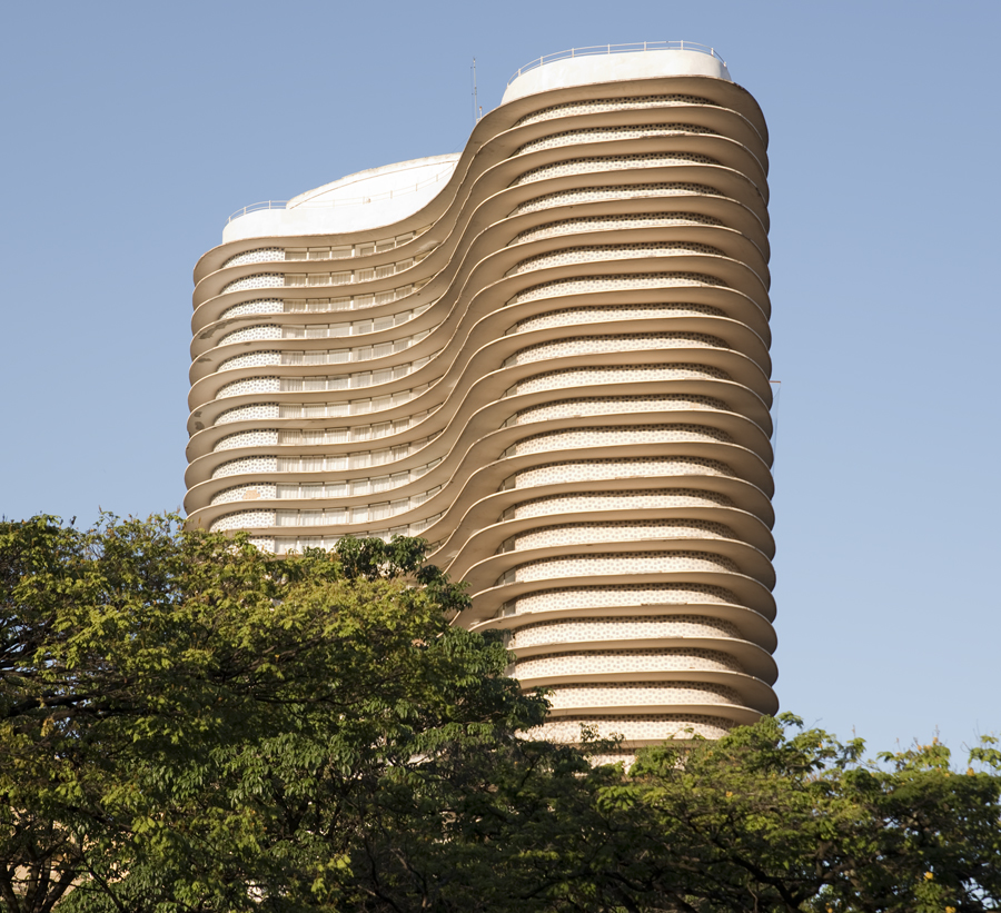 Edificio Niemeyer