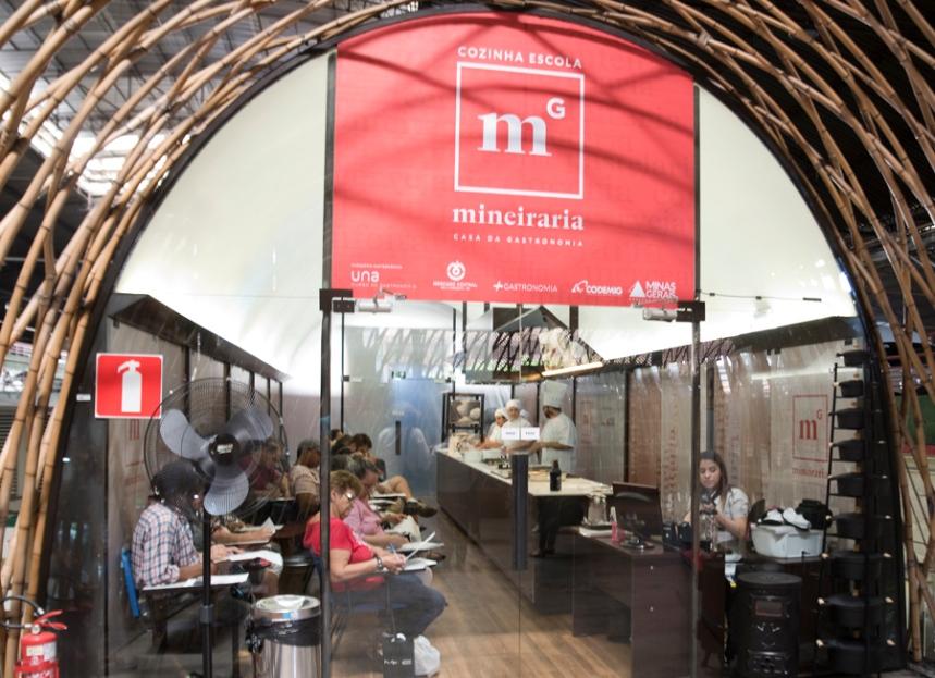Cozinha Escola Mineira