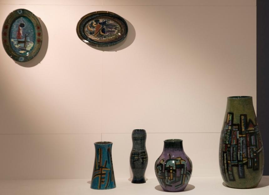 Trabalhos em cerâmica