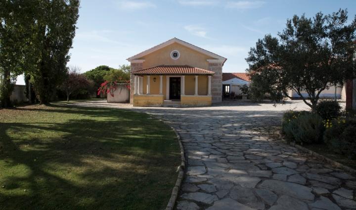 Museu Arqueológico de São Miguel de Odrinhas