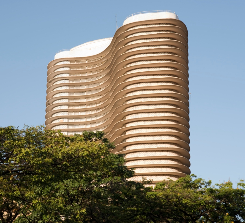 Edificio Niemeyer