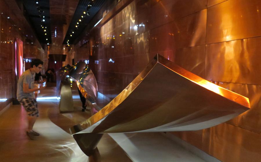Os metais fabricados na região de Minas