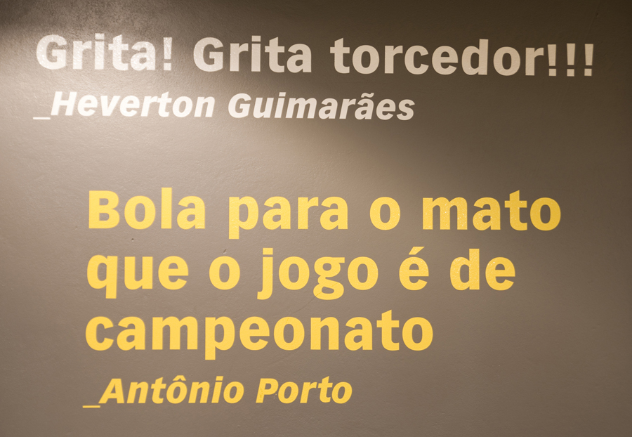 Frases que ficaram célebres dos relatos de futebol
