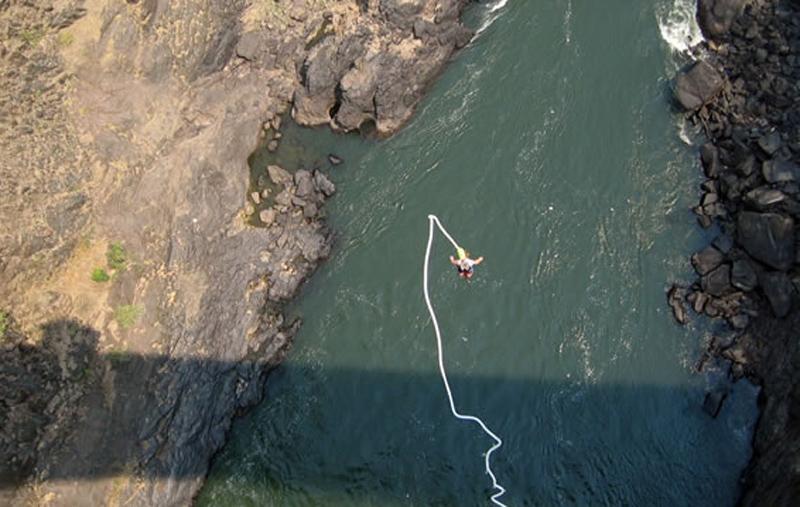 O salto para o Zambeze