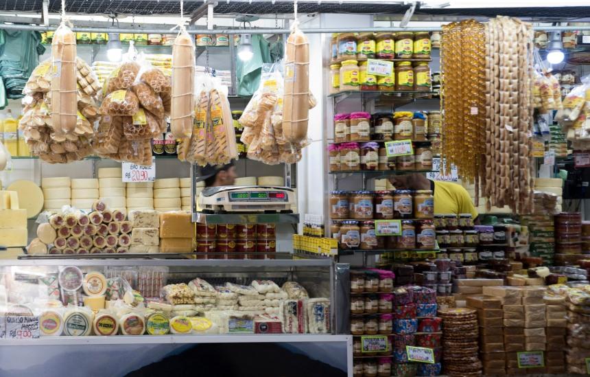 O Mercado Central de belo Horizonte tem estado nas listas dos melhores mercados a nível internacional.