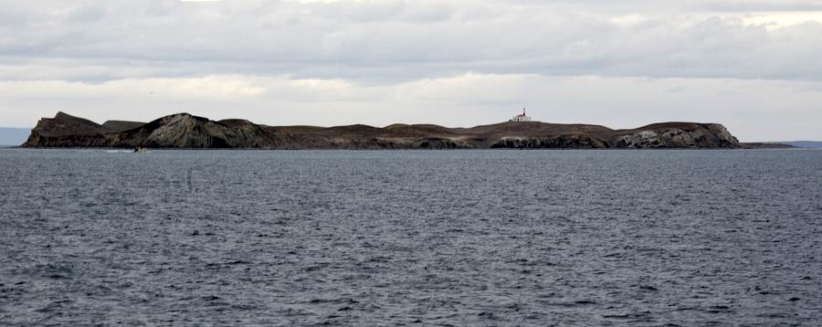 A extensão da Ilha Madalena