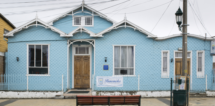 Casa no centro de Puerto Natales