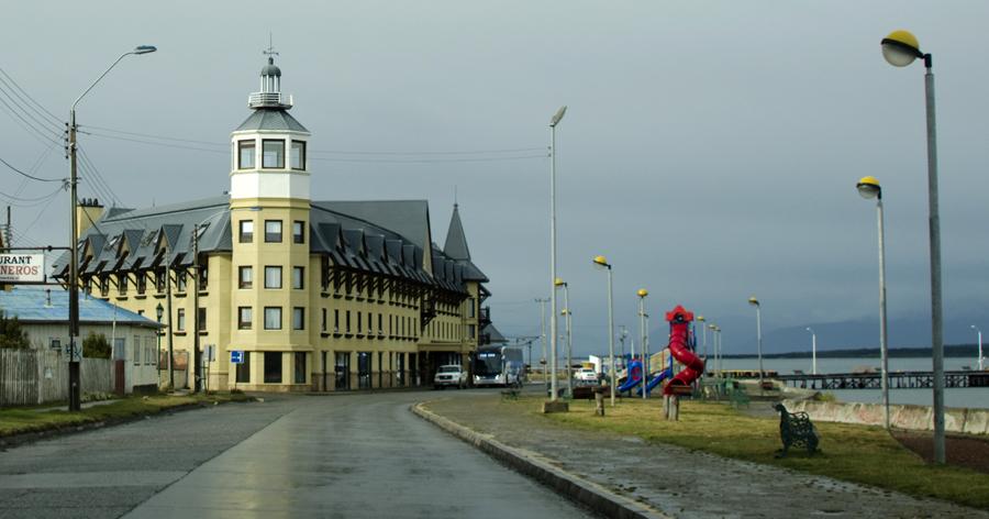 Zona do porto