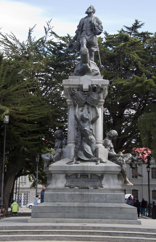 Estátua Fernão de Magalhães