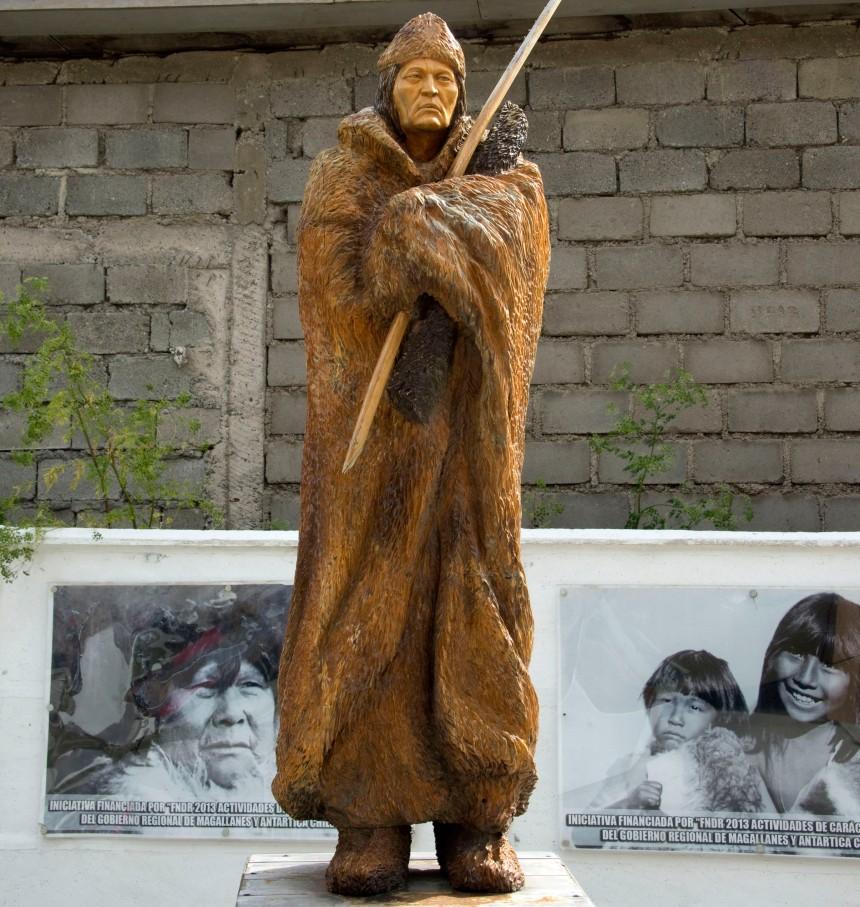 Memorial dos Selknam