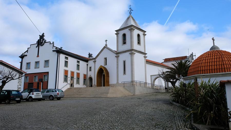 Igreja e entrada do Convvento