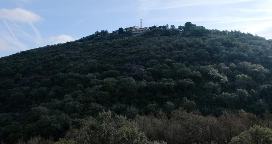 Convento no topo do monte