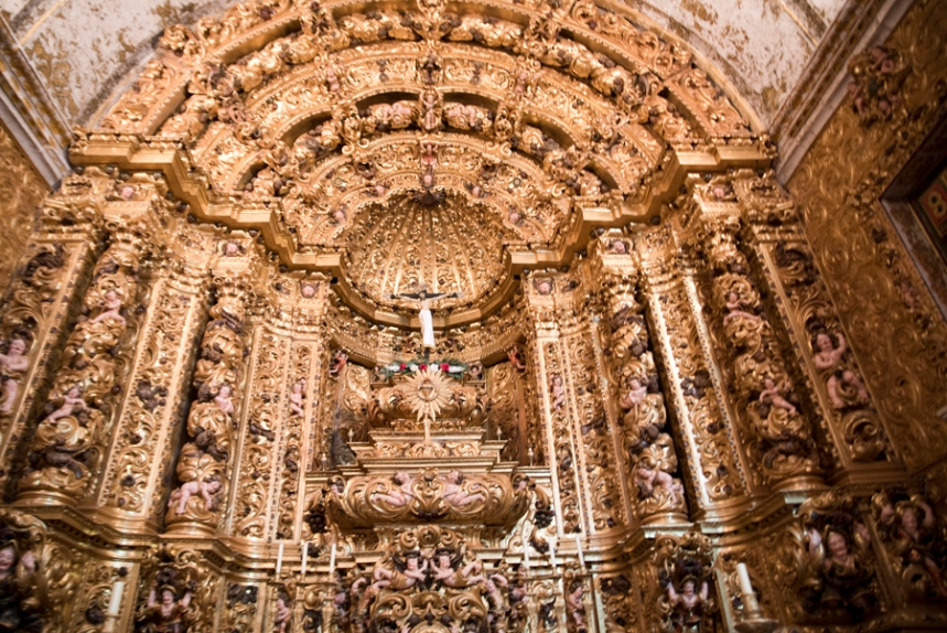 Retábulo da Basílica
