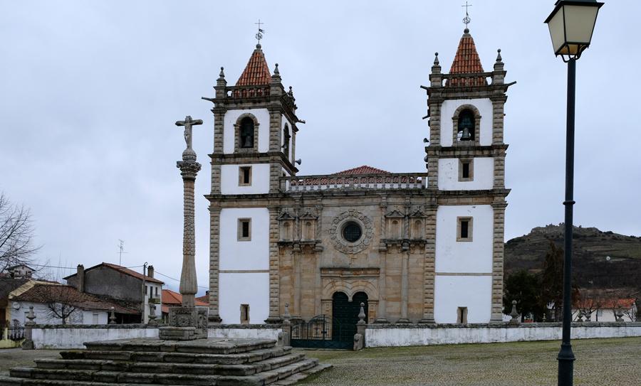 A Basílica de Santo Cristo de Outeiro