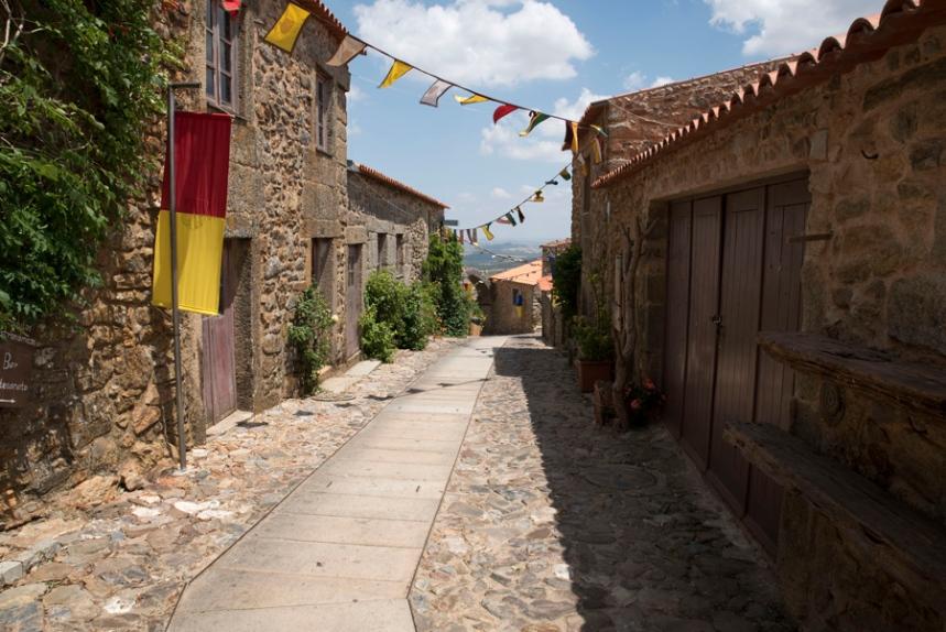 Rua de Castelo Rodrigo