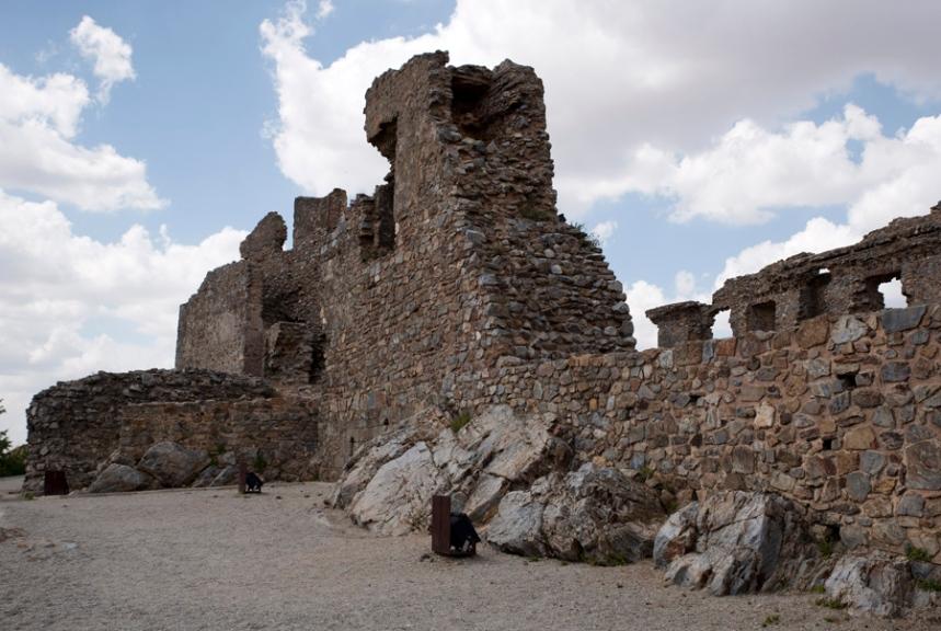 Entrada para o antigo Palácio