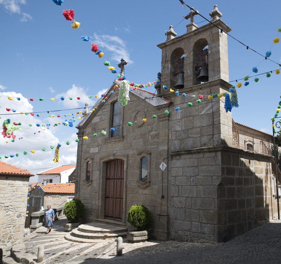 Igreja de Folgosinho