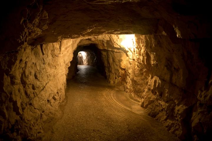 Túnel artificial