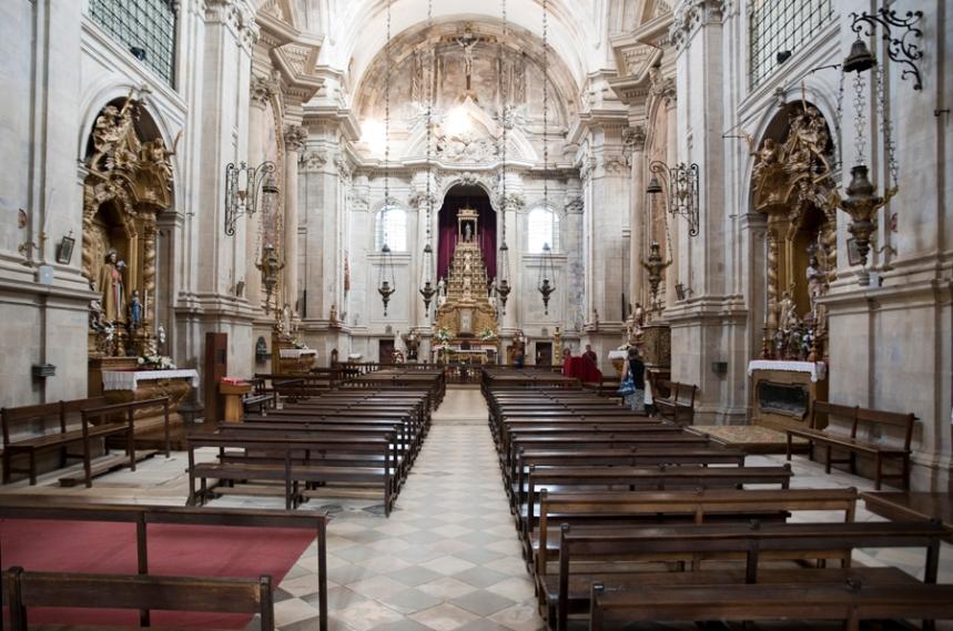 Igreja do Mosteiro de Lorvão