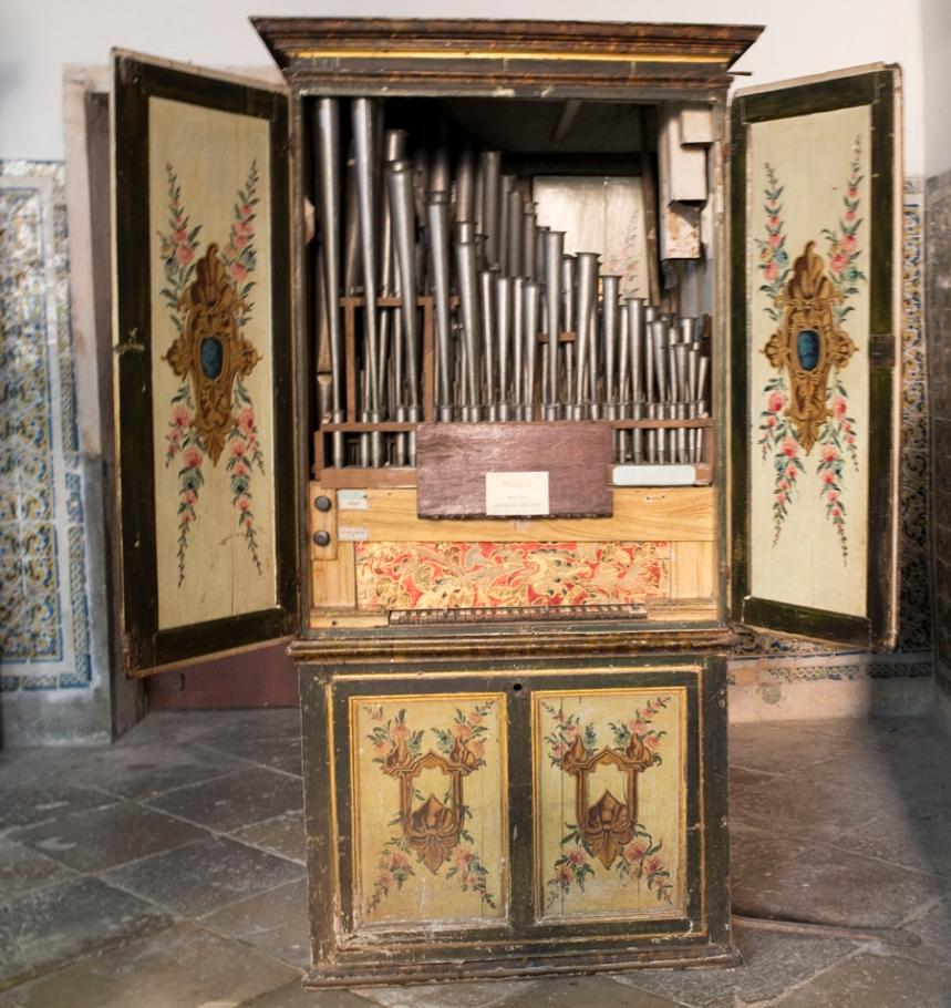 Património do Mosteiro que foi conservado