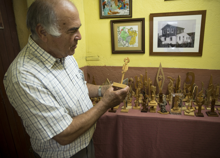 Museu Etnológico de Melo - Luis Filipe