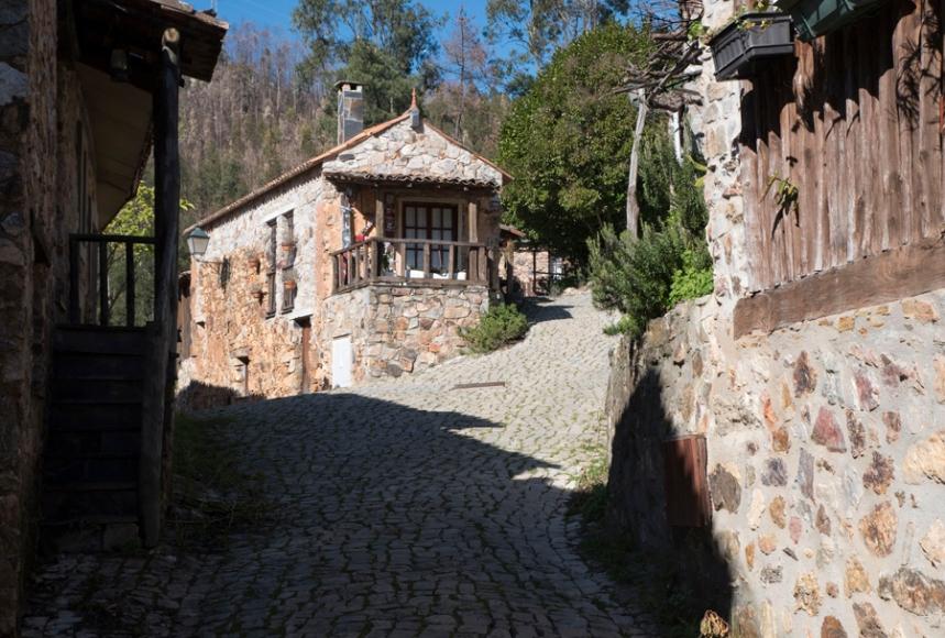 Aldeia de xisto de São Simão, concelho de Figueiró dos Vinhos
